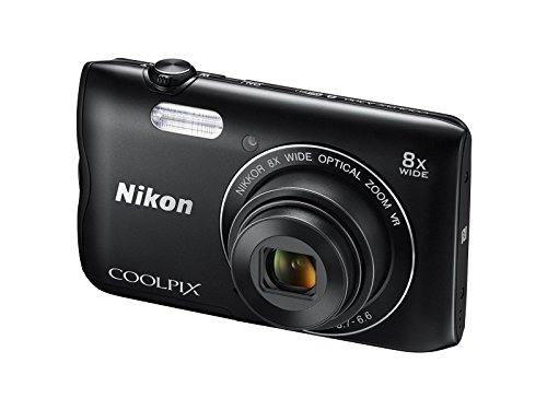 Nikon-Coolpix-A300-201MP-Point-and-Shoot-Camera-with-4x-Optical-Zoom-Black