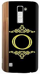 kizil TM Premium Polycarbonate Designer Back Cover for LG K10 G4
