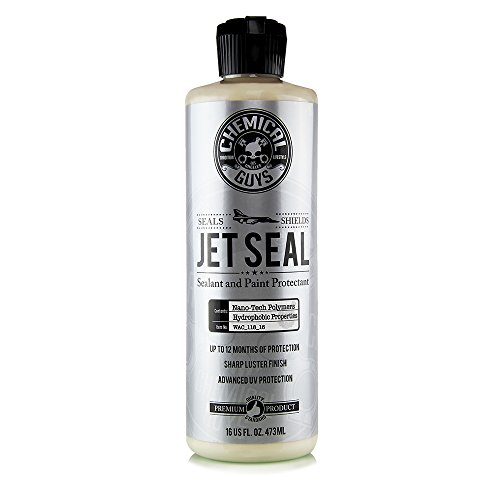 Chemical Guys WAC_118_16 JetSeal Anti-Corrosion Sealant and Paint Protectant (16 oz) (Jet Seal Chemical Guys compare prices)