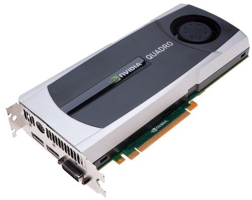 2x DP PCI-e Video Card Dell Nvidia Quadro 5000 2.5GB GDDR5 1x DVI