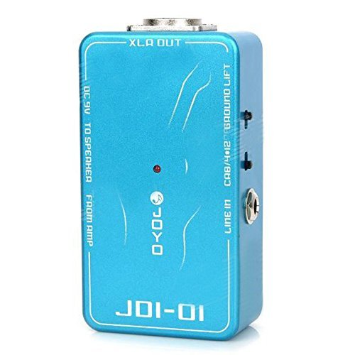 Xiqi Joyo Jdi-01 Di Box With Amp Simulation For Acoustic/Electric Guitar Or Line Level Signal
