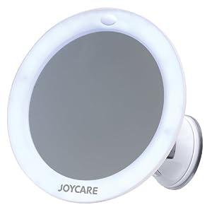 Liste de cadeaux de jonathan b miroir plastique for Miroir grossissant ventouse