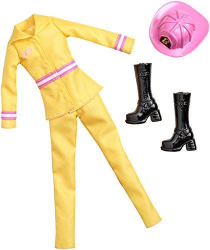 Barbie Careers Fashion Pack - Firefighter Uniform - 1