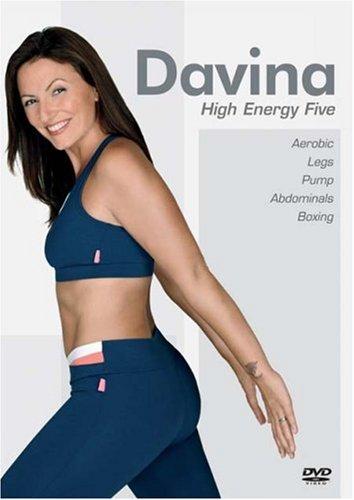 Davina - High Energy Five [DVD]