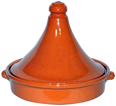 Amazing Cookware Natural Terracotta 20cm Tagine (1 Person)