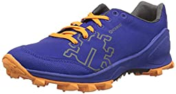 Icebug Women\'s Zeal RB9X Running Shoe, Lilac/Marigold, 6.5 M US
