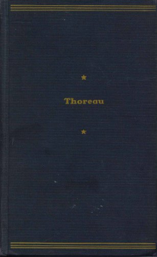 Image for Henry David Thoreau, Representative Selections with Bibliography..