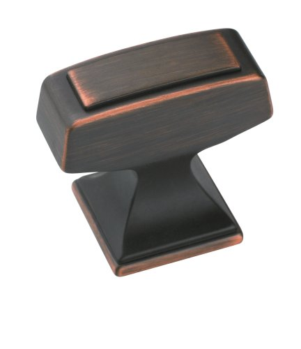 Amerock Bp53029Orb Mulholland T-Knob, Oil Rubbed Bronze, 1-1/4-Inch By 13/16-Inch