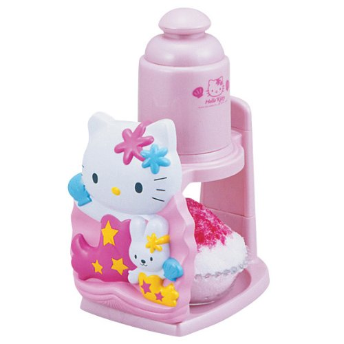 Hello Kitty Electric Shaved Ice and Snow Cone Machine (Snow Cone Maker G compare prices)