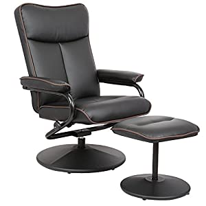 Merax High Back Racing Style Gaming Chair Adjustable Swivel Office Chair