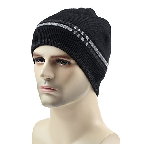 Connectyle-Mens-Daily-Warm-Winter-Hats-Thick-Knit-Beanie-Cap-with-Lining-Skull-Cap