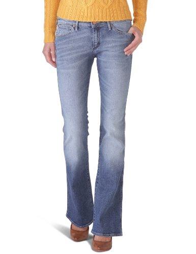 Wrangler Megan Boot Cut Women's Jeans Millstone