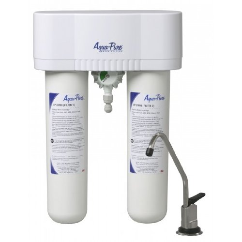41KdpqRooeL > Aqua Pure AP DWS1000 Drinking Water System, Under Sink Promo Offer