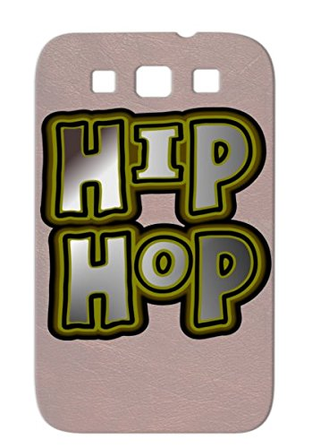 Hop Mc Turntable Dance Producer Mike Emcee Rock Beat Music M C Crew Classic Hip Genre Sample Music Funk Rampampb Microphone Hip Hop Group Rap Pop Birdy27Designs Tpu For Sumsang Galaxy S3 Yellow Hop, Large, With Metallic Effects Digital Direct Print Protec