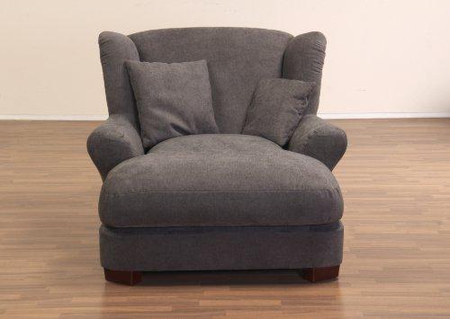 cavadore 375 big sessel oasis schlamm wohnwelten. Black Bedroom Furniture Sets. Home Design Ideas