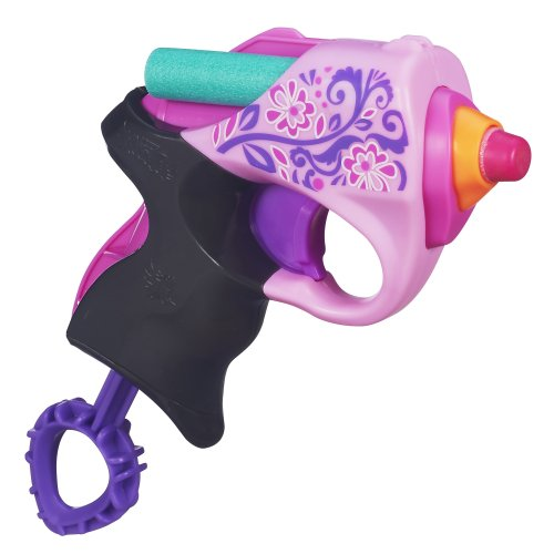 Nerf Rebelle Femme Fire Mini Blaster (Mini Nerf compare prices)