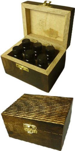 Aromatherapy Storage Box - Holds 6