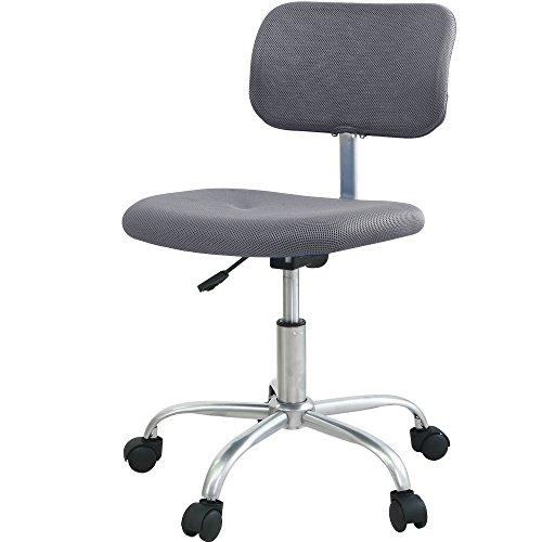 UNE BONNE(ウネボネ) オフィスチェア 椅子 ロッキング メッシュ (椅子) ガス圧昇降式GRAY