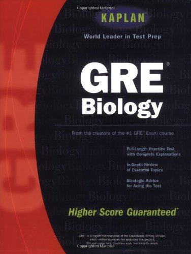 download kaplan gre biology pdf by kaplan