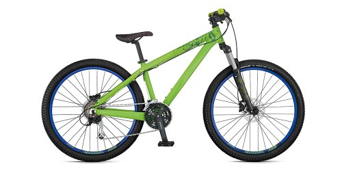 Scott Fahrrad Voltage YZ 10 2013