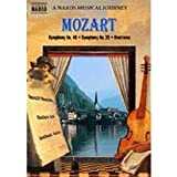 Naxos Musical Journey: Mozart - Symphony No. 40/Symphony (Full Screen) [Import]