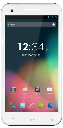 BLU Studio 5.5 D610a Unlocked Dual SIM GSM Phone (White)