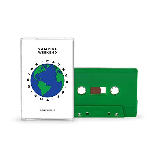 Cassette : Vampire Weekend - Father Of The Bride (Cassette)