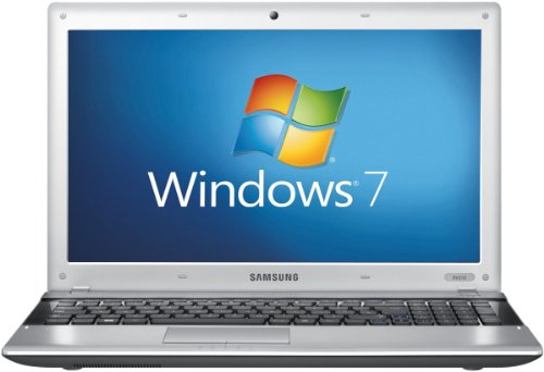 Samsung RV515 15.6 inch Laptop - Silver (AMD Dual Core E450 1.65GHz, RAM 4GB, HDD 500GB, DVD-SM DL, LAN, WLAN, BT, Webcam, Windows 7 Home Premium 64-bit)