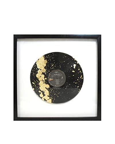 Aviva Stanoff Culture Club Waking up with the House on Fire Vinyl with Gold Paint