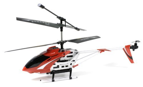 Remote Control Helicopter with camera LT-712 -red