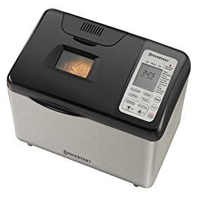Breadman Pro Stainless Steel Breadmaker - TR900S