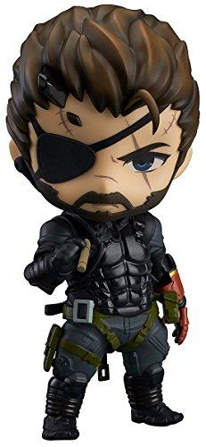 Good Smile Metal Gear Solid V: The Phantom Pain: Venom Snake Nendoroid Action Figure (Sneaking Suit Version)