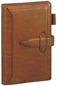 レイメイ藤井 システム手帳 ダヴィンチ ロロマクラシック 聖書 ブラウン DB3011C