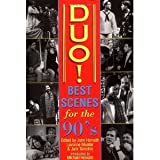 img - for Duo! Best Scenes for the 90s (Applause Acting Series) [Paperback] [2000] Jack Temchin, Lavonne Mueller, John Horvath book / textbook / text book