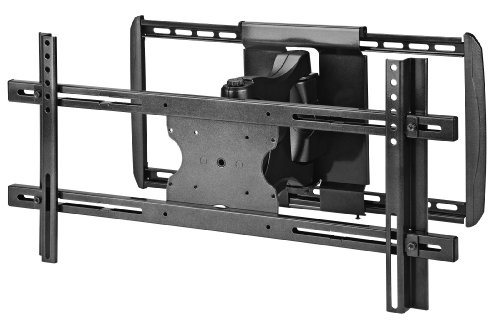 "OmniMount 4N1-L Articulating Wall Mount for most 37"" to 52"" TVs (Black)"
