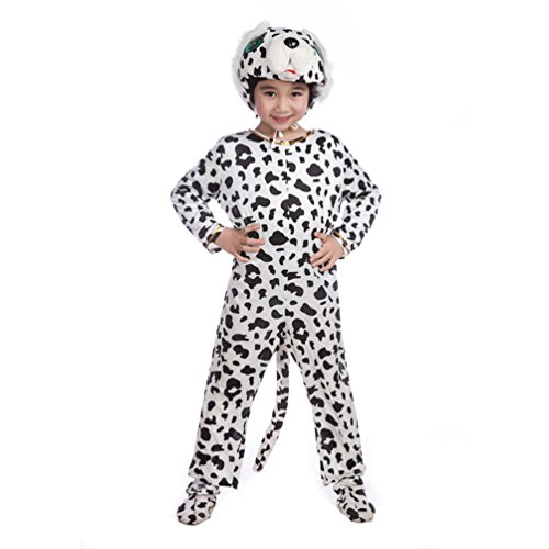 FashionFits Kid's Unisex Jumpsuit Costume Pajamas Animal Onesies Animal Cosplay