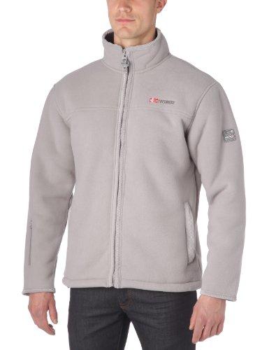 geographical-norway-unilever-sportswear-fleece-rechts-bedruckt-herren-mehrfarbig-off-white-xxl-46-bu