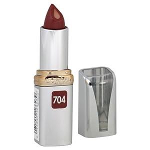 L'Oreal Paris Colour Riche Anti-Aging Serum Lipcolour, Spicy Pink, 0.13 Ounce