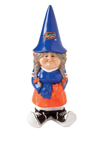 NCAA Florida Gators Cheerleader Garden Gnome at Amazon.com