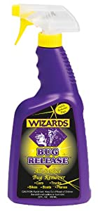 Wizards 11081 Bug Release All Surface Bug Remover - 22 oz.