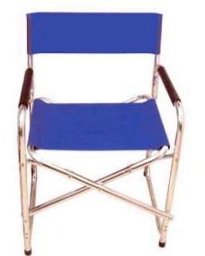 Folding Camping & Marine Chair - 300 Lb Cap - Aluminum