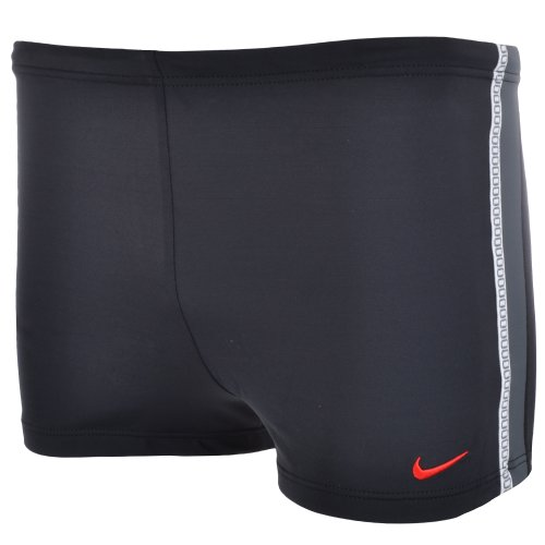 Nike Lycra Mens Swimming Boxer Brief - EMC1013 - Black - 42