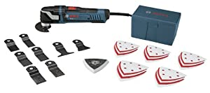 Bosch MX30EK-35 3.0-Amp Oscillating Tool with Quick Change, 35 Accessories and Case by Bosch