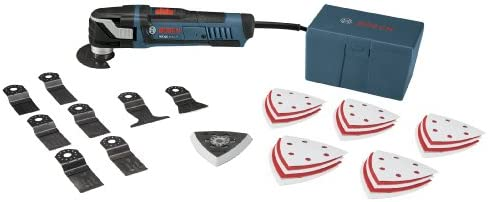 Bosch MX30EK-35 3.0-Amp Oscillating Tool with Quick Change, 35 Accessories and Case