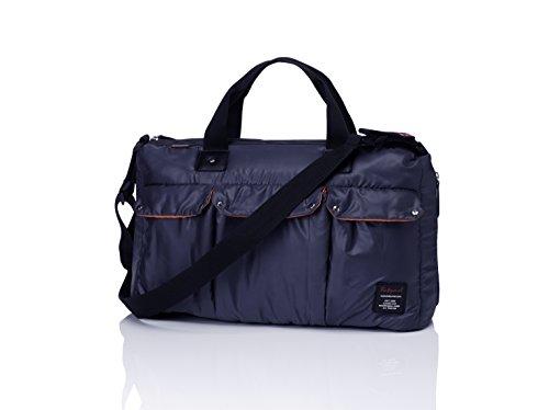 Babymel Soho Messenger Diaper Tote Bags, Navy