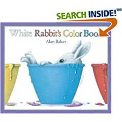 White Rabbit's Color Book (Little Rabbit Books)
