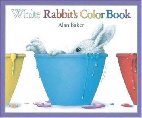 White Rabbit's Color Book (Little Rabbit Books)