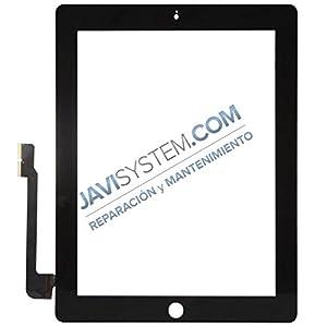 Pantalla (Cristal + Panel Táctil Digitalizador) Apple iPad 3 - Negra - Electrónica - Comentarios y más información