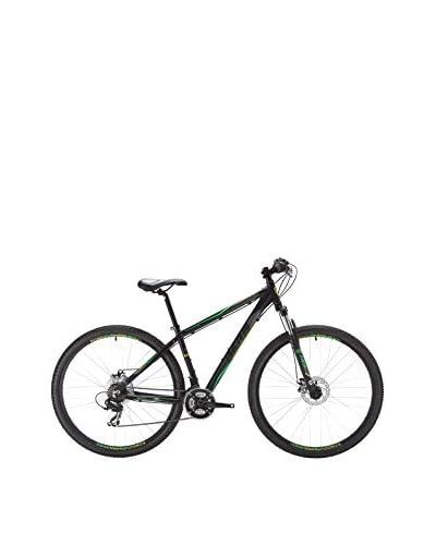 Berg Bicicleta Sierra 20 7N Man L Bk/Gn_Cy Negro / Verde