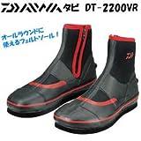 ダイワ(Daiwa) タビ (先丸中割) DT-2200VR ブラック